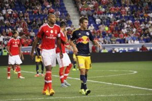 Benfica vs. NYRB