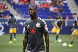 Bradley Wright-Phillips New York Red Bulls