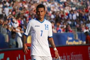 Carlos Discua Honduras