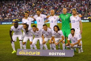 USA Team Photo USMNT