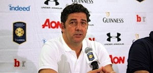 rui vitoria benfica press conference ICC 2015