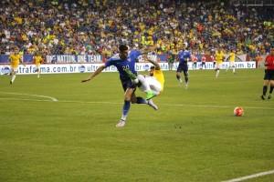 Neymar Penalty USA Brazil