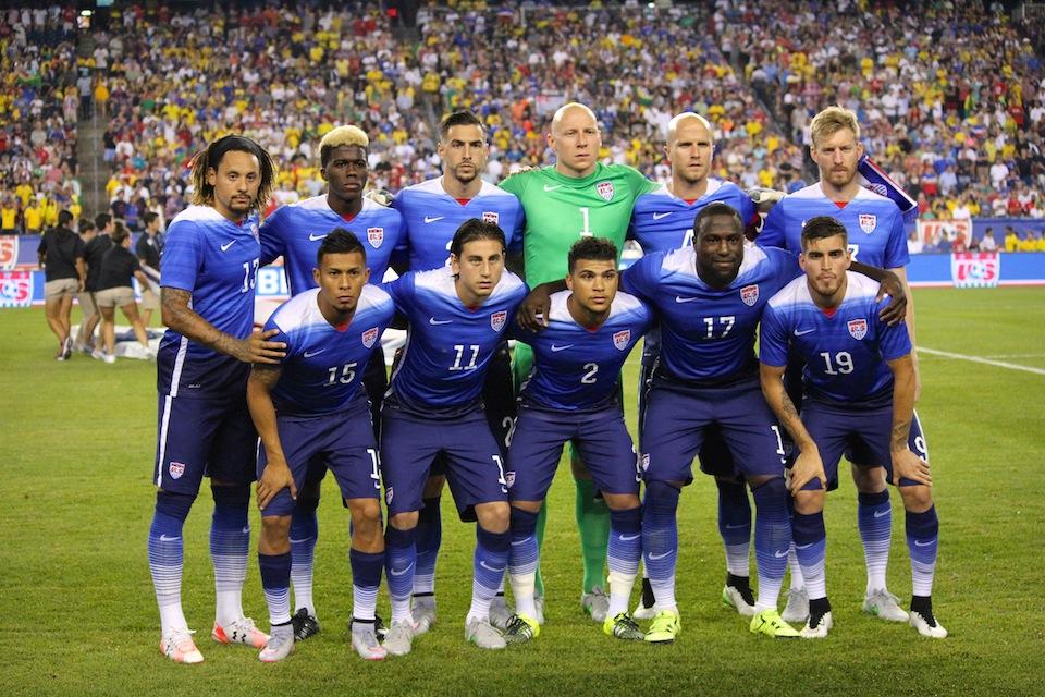 USMNT Team Photo