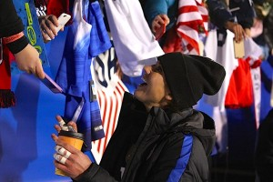 Hope Solo Autographs