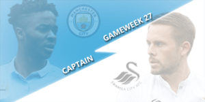 Siggy vs. Sterling FPL Captain GW27