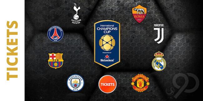 International Champions Cup ICC 2017
