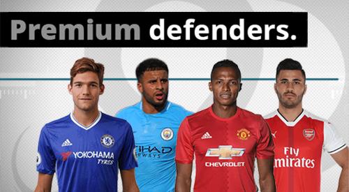 FPL GW2 Premium Defenders