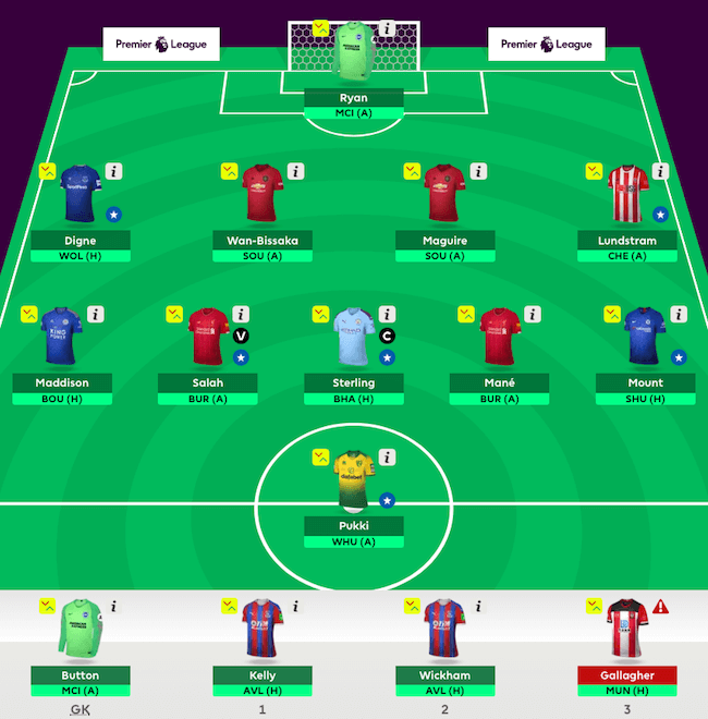 What Can PVA Teach Us About Wildcard Transfers? FPL GW4 Team